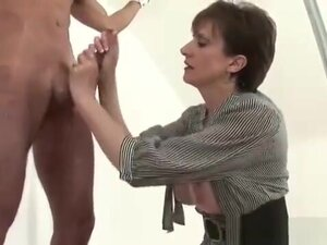 Oily dick for the mistress for the rubb and suck,