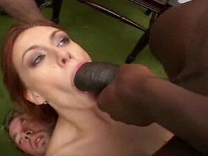 Vivienne La Roche double anal gangbang