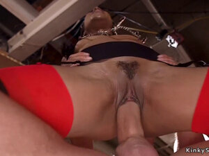 Well trained sluts fucked at orgy party