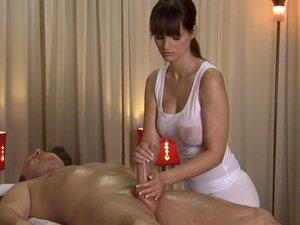 Patrick & Rita in Rita On Patrick - MassageRooms,