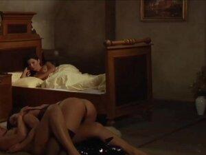 Enslaved Justice 2 - Lesbians in the Castle Room