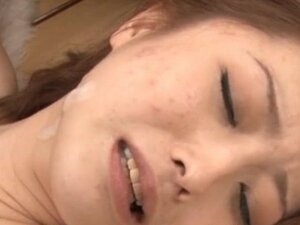 Ai Haneda sexy Japanese teacher has sex part2