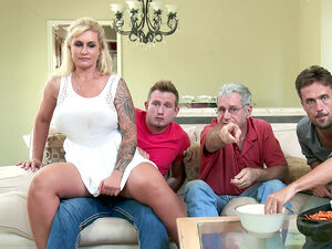 Ryan Conner sneakily fucks her stepson right