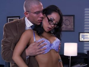 Brazzers - Big Tits at School - Blowing Dr Blue
