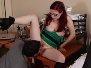 Penny Pax & Preston Parker in Naughty Office,