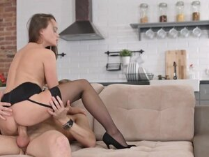 Genevieve & Leo Dee in Sexy Distractions -