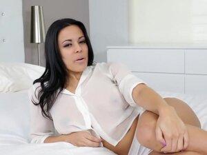 Crazy pornstar Gina Austin in incredible facial,