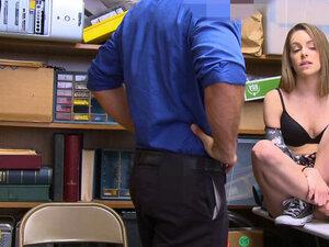 Store Detective Dick For Sweety Kimmy Granger