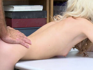 Kiara Cole riding the LP Officers hardcore cock on