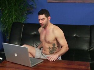 CFNM femdoms jerking their sub in group