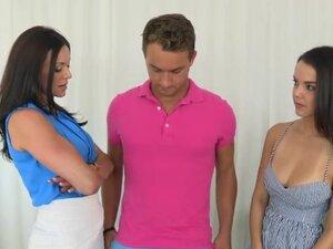 Piano teacher Kendra craves for Dillions boyfriend