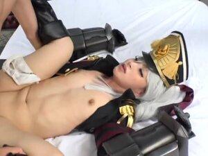 Haruka Hakii Anime Cosplay 4