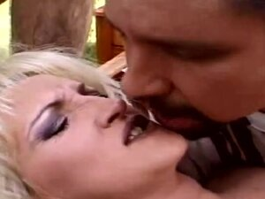 Blonde With Big Boobs Swinger Wifey Together with