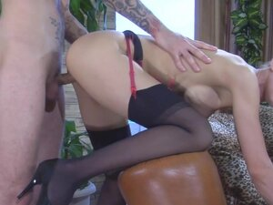 NylonScreen Video: Rosa and Marcus, In the office