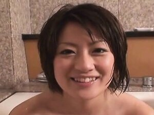Yuuki Hibino hairy pussy bathroom sex here