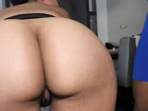 first time ever filmed phat booty newbie mexican
