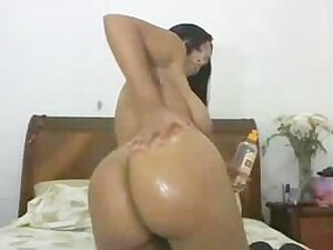 Sexy Nude Colombian On Webcam