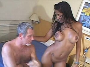 Gorgeous Cowgirl with Big Tits Thrilled Hardcore