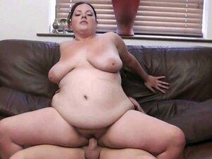Lewd photographer seduces cute fatty